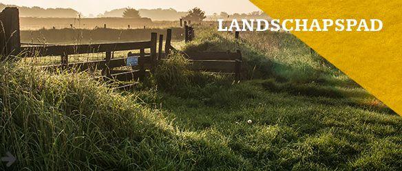 Landschapspad